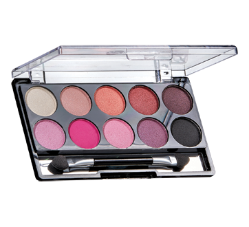 Image 3 of product Personnelle Cosmetics - Eye Shadow Palette, 1 unit, Dawn