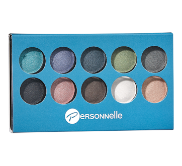 Image of product Personnelle Cosmetics - Eye Shadow Palette, 1 unit, Luminosity