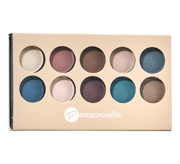 Eye Shadow Palette, 1 unit, Chiaroscur
