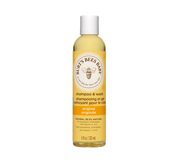 Image of product Burt's Bees - Shampoo and Wash, 235 ml