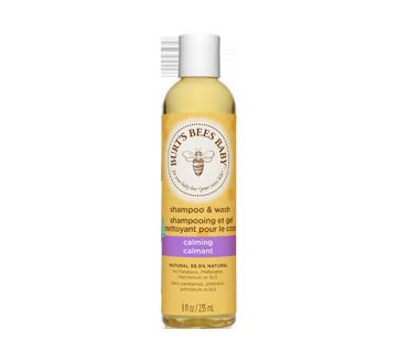 Baby Shampoo and Wash Calming, 235 ml, Lavender and vanilla aroma
