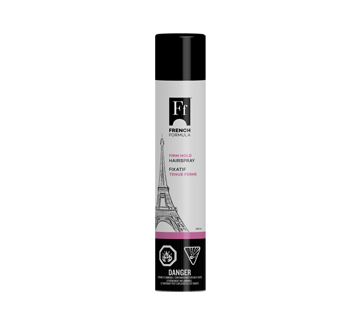 Image of product French Formula - Firm Hold Hairspray, 400 ml