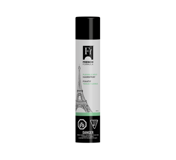 Image of product French Formula - Flexible Hold Hairspray, 400 ml