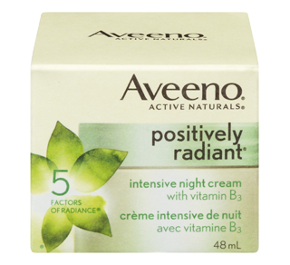 Positively Radiant Night Cream, 48 ml