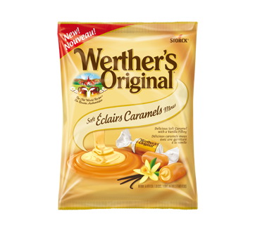 Vanilla Soft Éclair Caramel, 116 g