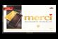 Thumbnail of product Merci - Dark Chocolate 72%, 100 g