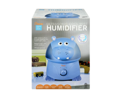Image of product Crane - Ultrasonic Cool Mist Humidifier, 1 unit, Hippo