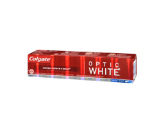 Image of product Colgate - Optic White Toothpaste, 140 ml, Cool Mint