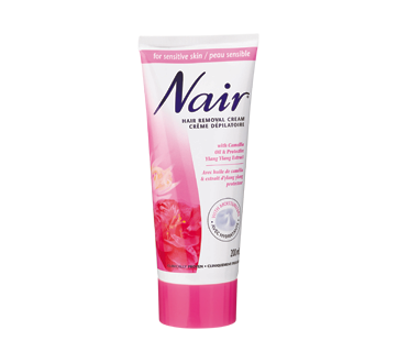 Hair Remover 200 Ml Camellia And Ylang Ylang Nair Depilatory