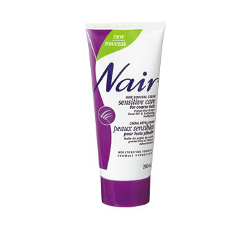 Hair Remover for Coarse Hair, 200 ml, Grape Seed Oil and Mallow
