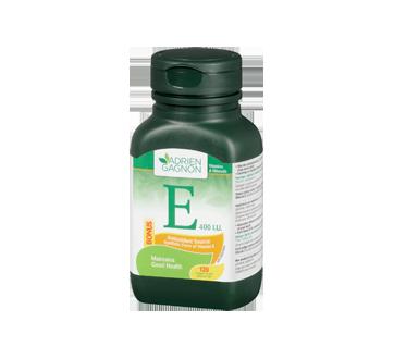 Image 1 of product Adrien Gagnon - Vitamin E 400 IU, 120 units