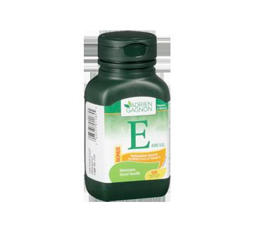 Image 2 of product Adrien Gagnon - Vitamin E 400 IU, 120 units