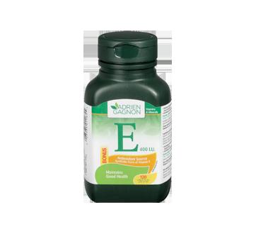 Image 3 of product Adrien Gagnon - Vitamin E 400 IU, 120 units
