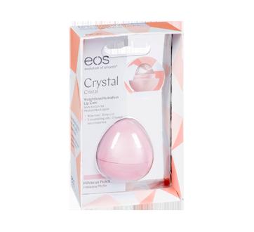 Crystal Lip Balm, 1 unit, Peach Hibiscus