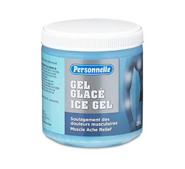 Image of product Personnelle - Ice Gel, 255 g