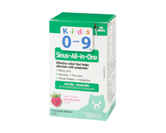 Image of product Homeocan - Kids 0-9 Sinus-All-in-One Drops, 25 ml, Raspberry