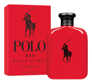 Polo Red Eau de Toilette, 125 ml