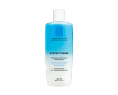 Image of product La Roche-Posay - Respectissime Waterproof Eye Make-Up Remover, 125 ml
