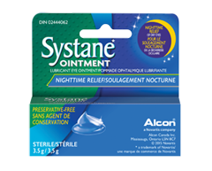 Image of product Systane - Systane Ointment Lubricant Eye Ointment, 3.5 g