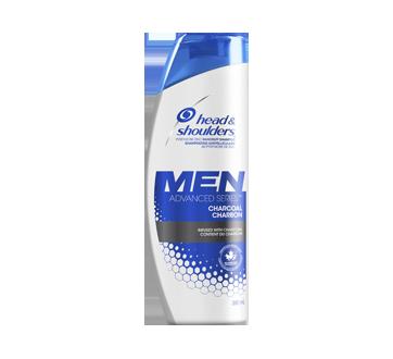 Men Advanced Charcoal Shampoo, 380 ml