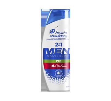 Old Spice Fiji 2 in 1 Dandruff Shampoo + Conditioner, 380 ml
