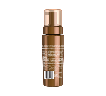 Image 2 of product Jergens - Natural Glow Instant Sun Sunless Tanning Mousse Ultra Deep Bronze, 180 ml