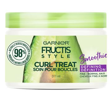 Fructis Style Curl Treat Defining, 311 ml, Smoothie