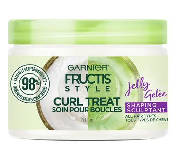 Fructis Style Curl Treat Shaping, 311 ml, Jelly