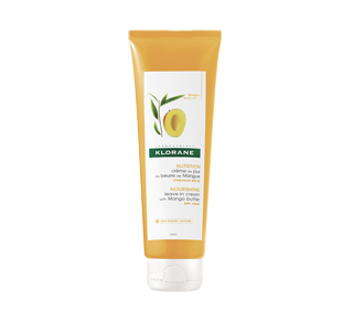 Mango Butter Leave-In Day Cream for Dry Hair, 125 ml