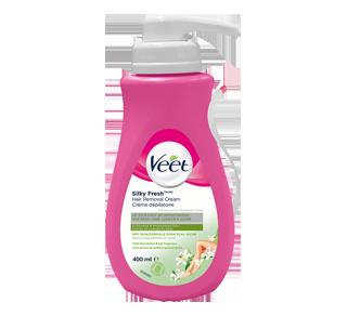 Hair Removal Cream Silky Fresh Legs & Body Dry Skin, 400 ml