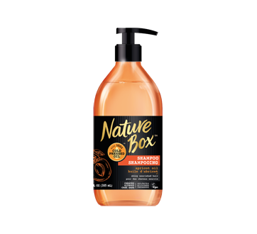 Image of product Nature Box - Shampoo, 385 ml, Apricot Oil