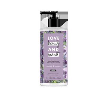 Soothe & Serene Lotion, 400 ml, Argan Oil & Lavender