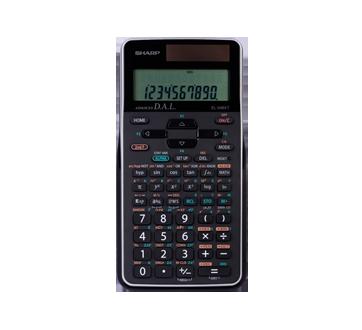 Scientific Calculator, 1 unit, EL546XTBSL