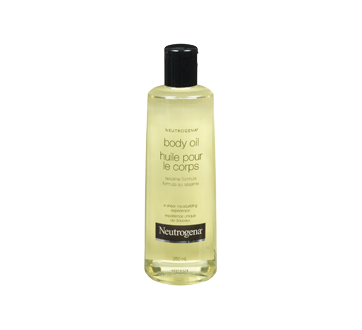 Image 3 of product Neutrogena - Sesame Body Oil, 250 ml