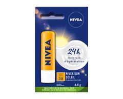 Image of product Nivea - Lip Balm - Sun SPF 30