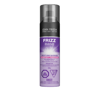 Frizz Ease Moisure Barrier Hairspray, 340 g, Intense Hold