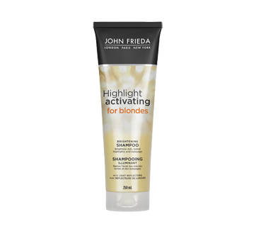 Sheer Blonde Highlight Activating Enhancing Shampoo for Lighter Blondes, 250 ml