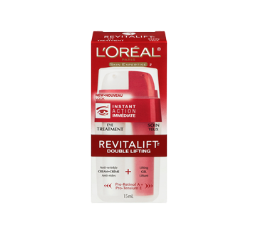 Revitalift Double Lifting - Eye Cream, 15 ml