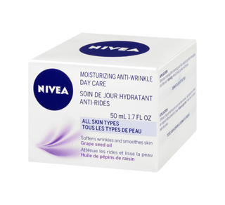 Moisturizing Anti-Wrinkle Day Creme – Nivea : Day care