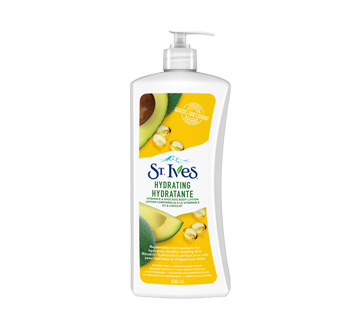 Daily Hydrating Vitamin E Body Lotion, 600 ml