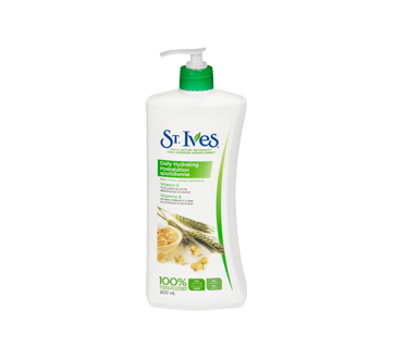 Image 3 of product St. Ives - Daily Hydrating Vitamin E Body Lotion, 600 ml