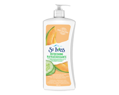 Image of product St. Ives - Hydrate Cucumber Melon Body Lotion, 600 ml