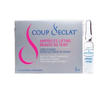 Image 2 of product Coup d'éclat - Face Lift Beauty Ampoules, 3 x 1 ml