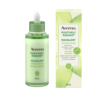 Positively Radiant MaxGlow Infusion Drops, 40 ml