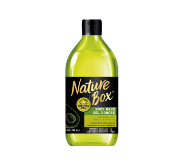 Body Wash, 385 ml, Avocado Oil