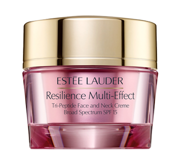 Resilience Multi-Effect Tri-Peptide Face and Neck Creme SPF 15, 50 ml