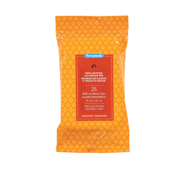 Make-up Remover Wipes, 25 units