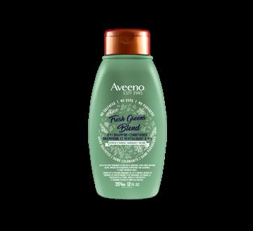 Fresh Greens Blend 2-in-1 Shampoo + Conditioner Refresh & Thicken, 354 ml, Fresh Greens Blend