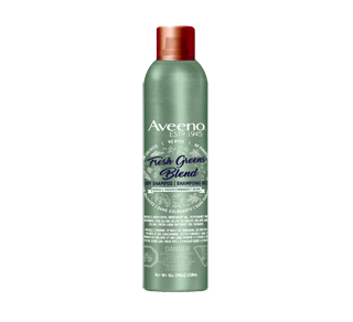 Fresh Greens Blend Dry Shampoo Refresh & Thicken, 142 g, Fresh Greens Blend