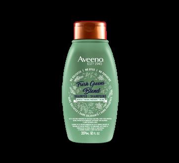 Fresh Greens Blend Shampoo Refresh & Thicken, 354 ml, Fresh Greens Blend